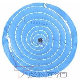 Roda Pano Algodão Costurada 6 16S [ 13010220 ] - Abratec