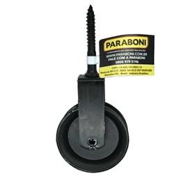 Roldana Poço com Parafuso 6cm [ 100151 ] - Paraboni