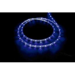 Rolo Mangueira Luminosa Led Azul 100 Metros Taschibra