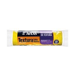 Rolo Textura Rustica 23CM x 17MM  [ 110/55 ] - Atlas