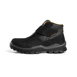 Sapato Couro com Fecho de Contato Composite Bidensidade 38 [ MACAE SB ] - Delta Plus