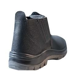 Sapato Elástico Bico Composite PU Bidensidade 37 [ EL35211CPT ] - Kadesh
