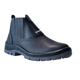 Sapato Elástico Bico Composite PU Bidensidade 39 [ EL35211CPT ] - Kadesh