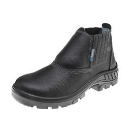 Sapato Elástico Bico PP PU BI 37 [ 95B19-BP ] - Marluvas