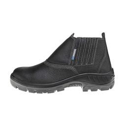 Sapato Elástico Bico PP PU BI 44 [ 95B19-BP ] - Marluvas