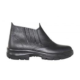 Sapato Elástico Couro Pu Mo 39 [ 310 ] - Rogil