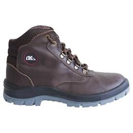Sapato Látego Adventure Cadarço PU BI 43 Marrom [ LATM64233PP ] - Kadesh