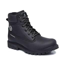 Sapato Nobuck Cadarço Emborrachado 43 Grafite Tipo Coturno [ CA0005-EB06 ] - Macboot