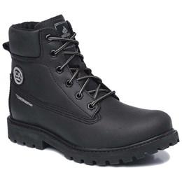 Sapato Nobuck Cadarço Emborrachado 44 Grafite Tipo Coturno [ CA0005-EB06/44 ] - Macboot