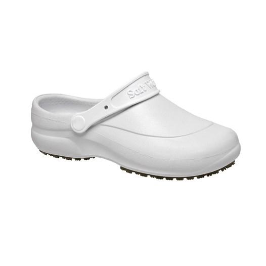 Sapato Soft Works Profissional 39/40 Branco [ BB60 ] - Soft Works