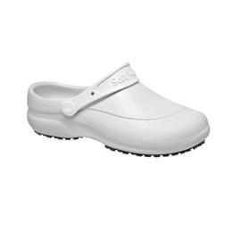Sapato Soft Works Profissional 45/46 Branco [ BB60 ] - Soft Works