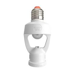 Sensor Presença com Soquete E-27 X-Control [ SPT0E27(XC) ] - Exatron