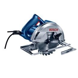Serra Circular GKS 150 1500W 220V com 1 Disco de serra Guia paralelo e Bolsa de transporte - Bosch