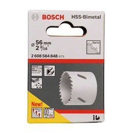 "Serra Copo Bimetal  56.0  2.3/16 "" [ 2608584848 ] - Bosch"