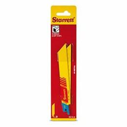 Serra Sabre Lâmina 2 Pc 200 X 19 mm Metal B818-2 Starrett