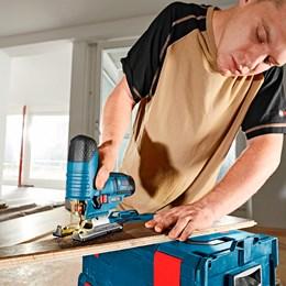 Serra Tico Tico 12.0V Li sem Bateria [ GST 12V-70 ] - Bosch