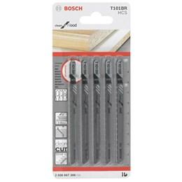 Serra Tico Tico - 5 Pc Madeira T101Br [ 2608667306 ] - Bosch