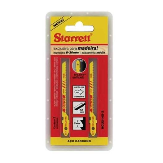 Serra Tico Tico - Carbono 50mm 14D [ HCU214S-2 ] - Starrett