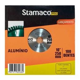 Serra Videa 250 X100 D 30 mm Alumínio [ 2680 ] - Stamaco
