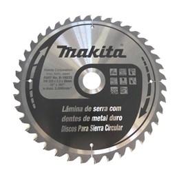 Serra Videa 255 X 40 D 30 mm Madeira [ B-19233 ] - Makita
