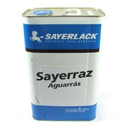 Solvente Sayerraz 5 Lt [ DS.451L5 ] - Sayerlack