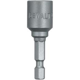 """Soquete Magnético 5/16"""" Dw2222 [ DW2222 ] - Dewalt"""