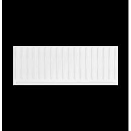 Suporte p/Dvd com Adesivo Branco 18 Dvd [ DVD-01 ] - Mold Plast