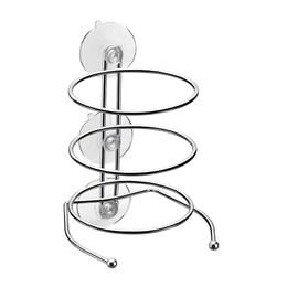 Suporte Para Secador de Cabelo com Ventosa Cromado [ 1522 ] - Arthi