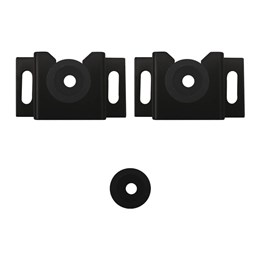 Suporte para TV Lcd/Led/Plasma/3D Fixo 10/71 Preto [ SBRU750 ] Brasforma