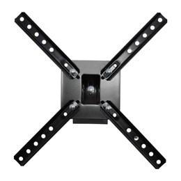 Suporte para TV LCD/LED/Plasma/Smart TV Articulado  10/55  Preto [ SBRP130 ] - Brasforma