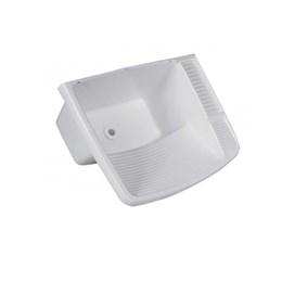 Tanque Plástico Branco 28 X 55 X 43 cm 15 Litros [ 10201022 ] - Metasul