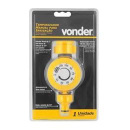 Temporizador Manual Para Irrigação [ 3198034012 ] Vonder