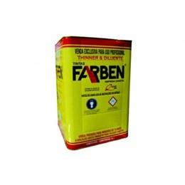 Thinner  18 Lt 2400 / Forte [ 252.400/18 ] - Farben