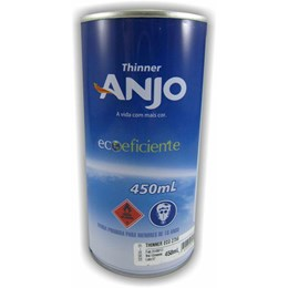 Thinner 450 Ml Ecoeficiente Ecológico [ 023634-18 ] - Anjo