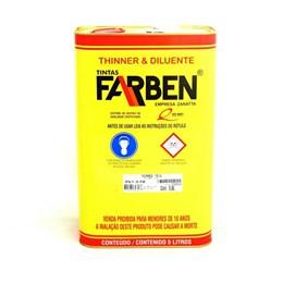 Thinner   5 Lt    1570 [ 251.570/5.0 ] - Farben