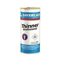 Thinner 900Ml [ 4288 ] - Sayerlack