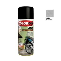 Tinta Spray Alumínio - Alta Temperatura [ 5723 ] - Colorgin