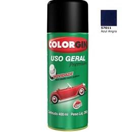 Tinta Spray Azul Angra    - Uso Geral [ 57011 ] - Colorgin