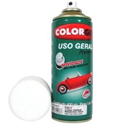 Tinta Spray Branco Fosco  - Ints [ 54011 ] - Colorgin