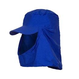 Touca Árabe Azul [ WPS0801 ] - Delta Plus
