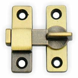 Tranqueta 4 cm Bico Virado  L.Oxidado [ 654208 ] - Uniao
