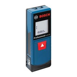 Trena a Laser alcance 20 metros Glm 20 - Bosch
