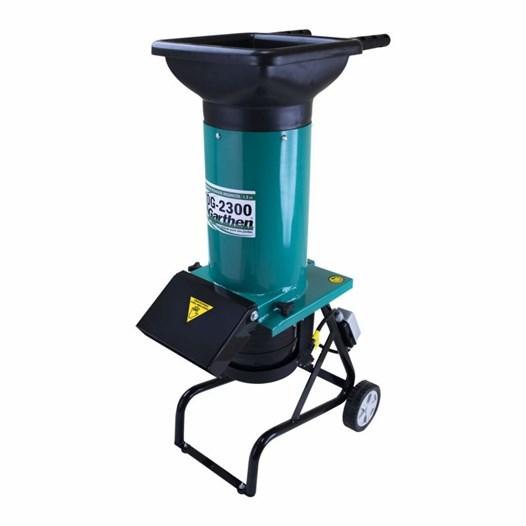 Triturador de Residuos Organico Monofasico 1,5HP TOG-2300 [ 33018.2 ] - Garthen