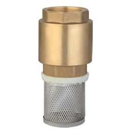 """Válvula de Retenção Fêmea Bronze 1"""" BSP [ 30100201021 ] - Lepono"""