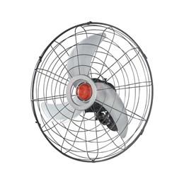 Ventilador Oscilante Parede 70cm Grade Preta Aço Bivolt [ 4201 ] - Ventisol