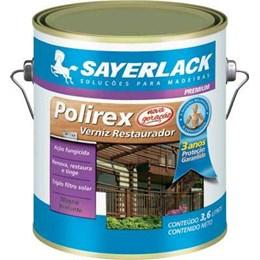 Verniz Polirex Mogno 3.6L [ SB 2315 ] - Sayerlack