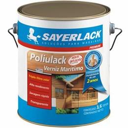 Verniz Poliulack Acetinado 3.6L [ SO.2301 ] - Sayerlack